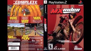 """MXRider (PS2) - """"Ups And Downs"""""""
