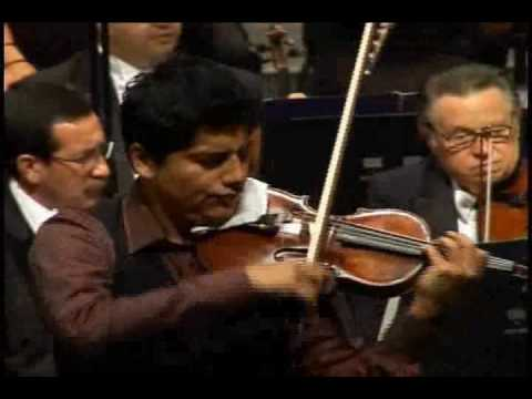 Jascha Gonzalez - 2o. Concierto de Prokofiev (3er Mov)