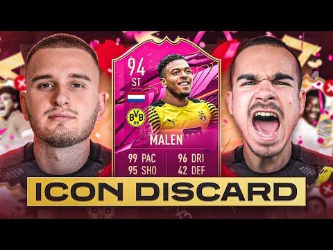 FIFA 21: MALEN TRANSFER ICON DISCARD BATTLE vs ERNESTO ☠️☠️☠️