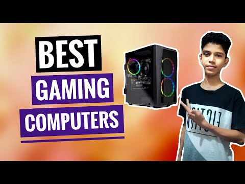 Best Gaming PC In 2020 [Top 5 Gaming Computers]