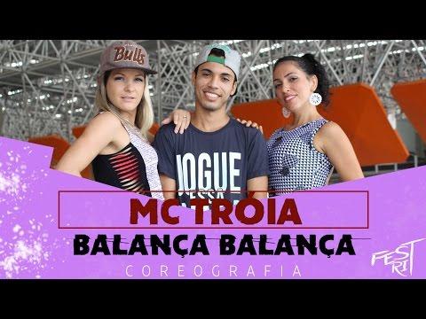 Balança Balança - MC Tróia   COREOGRAFIA - Festival de Ritmos