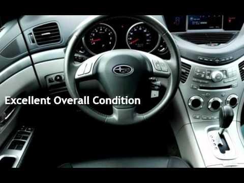 2008 Subaru Tribeca Ltd 7 P Awd Dvd Nav 3rd Row Seat For In Gladstone Or