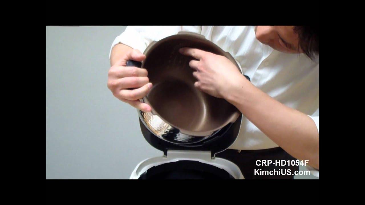 мультиварка cuckoo rp-hmxt1070sb инструкция