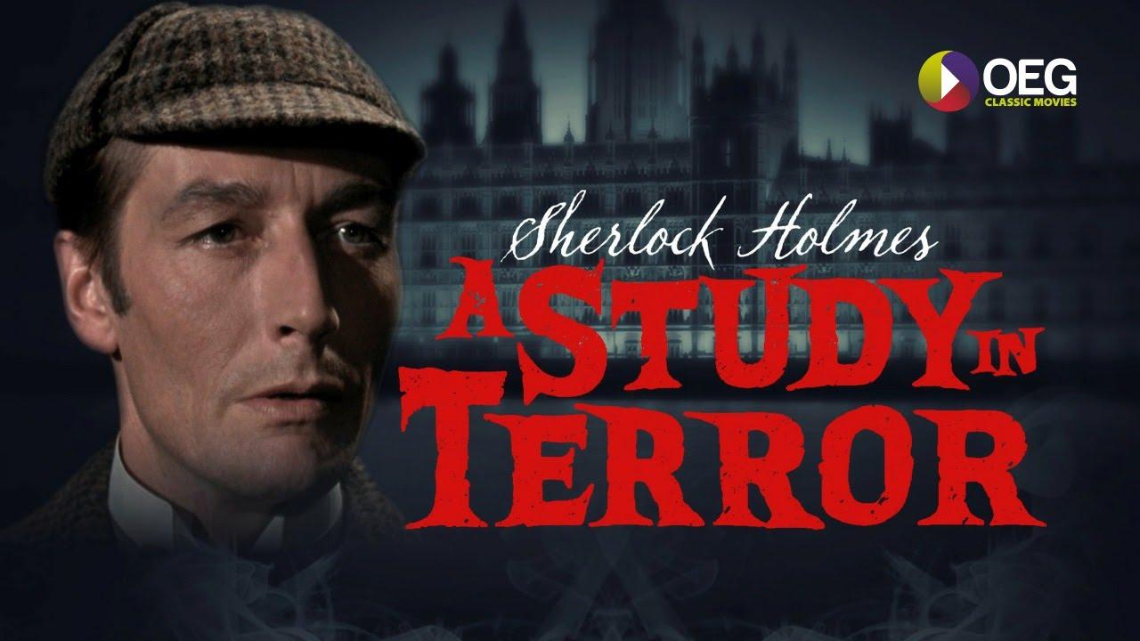A Study In Terror 1965 Trailer