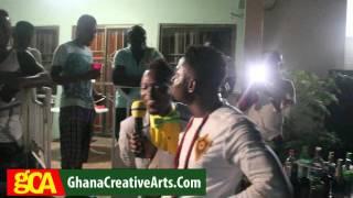 PSquare – Bank Alert Remix (Ghana– Version)