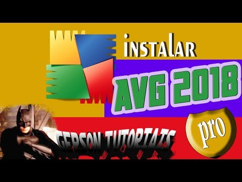 AVG Internet Security PRO 2018 2019 + Serial Key [