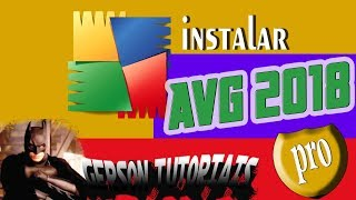 AVG Internet Security PRO 2018 + Serial Key [ATUALIZADO 2018 2019]
