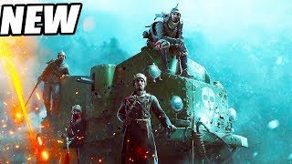 CRAZIEST Vehicle in WW1!  New Russian Vehicle in BF1 (Battlefield 1 in the Name of the Tsar Gameplay