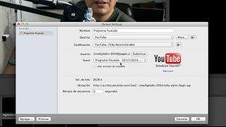 ¿Cómo configurar Youtube para hacer streaming en vivo?