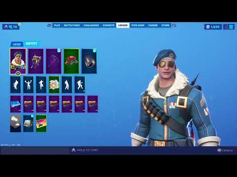 Fortnite UNLOCKING THE ROYALE BOMBER OUTFIT !!! RARE !!!