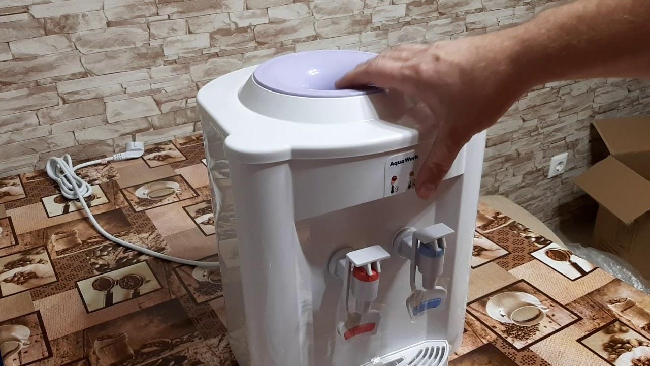 Download Водный диспенсер или Кулер для воды Aqua Work 720Т