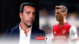EDU EXCLUSIVE! Edu defends Arsenal's transfer policy