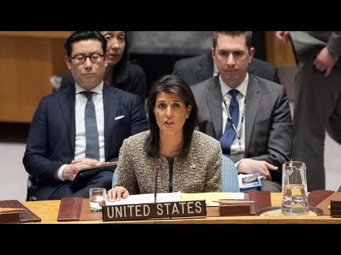 YOU will NOT believe what UN Ambassador Nikki Haley just SAID to Take Down Iran once and for All!!!