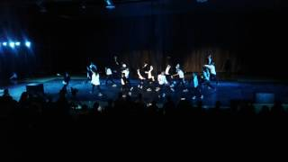 RCHS dance to Tilted by Christine and the queens