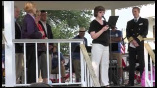 Yorktown Ceremony