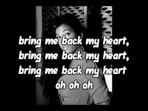 Melanie Fiona - Johnny ( Lyrics ).wmv