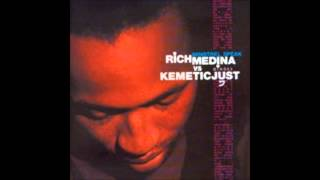 Rich Medina vs Kemetic Just - Minstrel Speak (Rich Medina Mix)