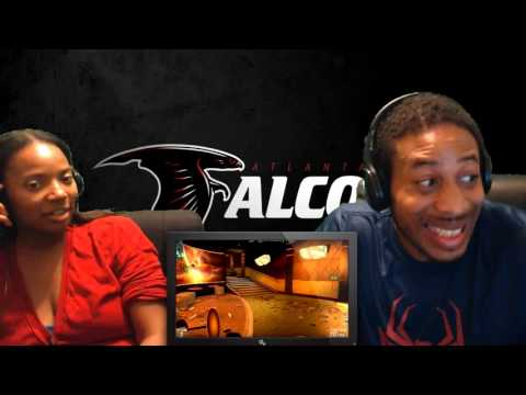 African Drug Lord TERRIFIES people on Black Ops - EP3 by VirtuallyVain  -  2 Eazy 365 Reaction