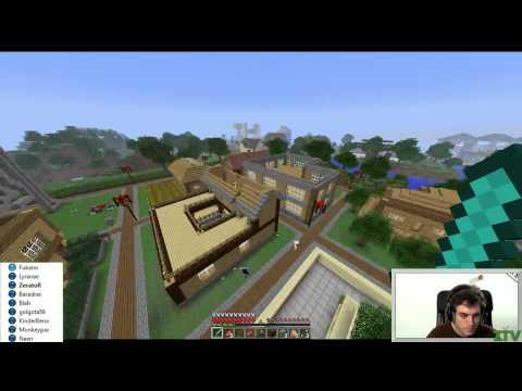 [Minecraft] Visite Sur Le Serveur De La Communauté !