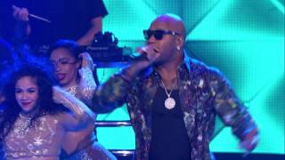 Flo Rida -  My House [Dick Clark's New Year's Rockin' Eve 2017]