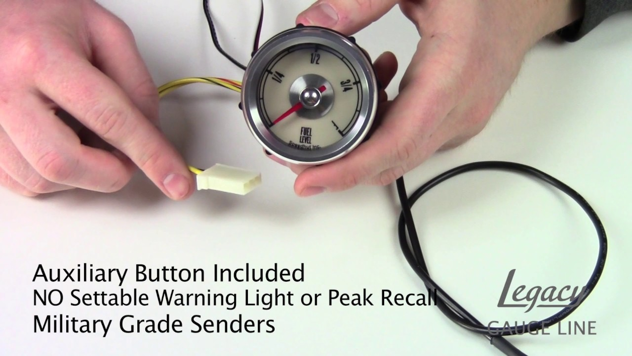 speedhut tech video 4 gauge lines explained [ 1280 x 720 Pixel ]