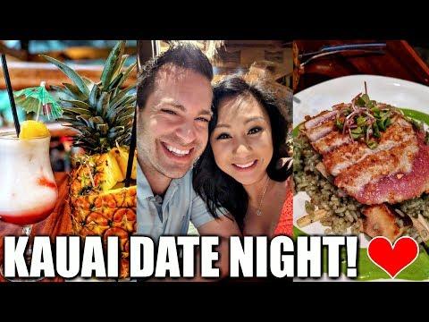 DATE NIGHT IN KAUAI!
