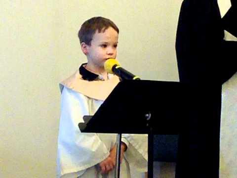 Abide In Me   Colin McLean and the Christ Presbyterian Church Choir