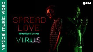 Spread Love Song | Virus Movie | Aashiq Abu | OPM Records