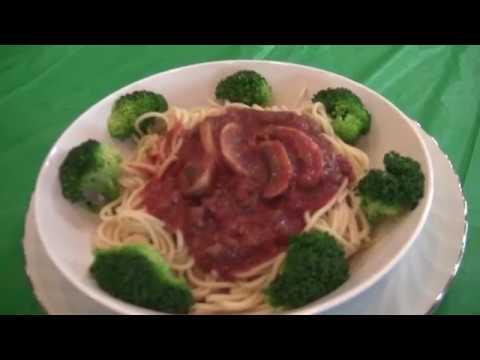 MÌ Ý SỐT BÒ BẰM  – SPAGHETTI ll Lina Cooking