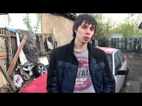 Разбили BMW-Выезд на Астру