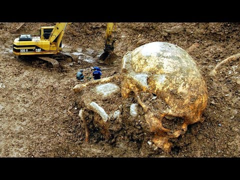 The Mysterious ANCIENT GIANTS Who RULED America