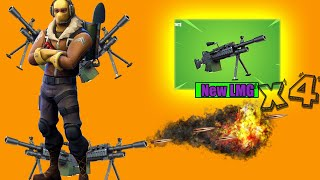 LMG ONLY (QUADRUPLE LMG) Ultimate Spray
