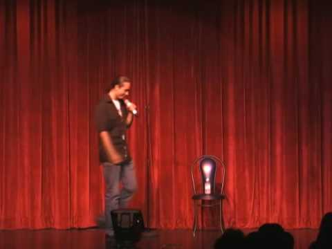 Comedian: Tatanka Means at San Felipe Casino Pt2
