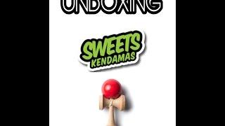 unboxing sweets kendamas prime