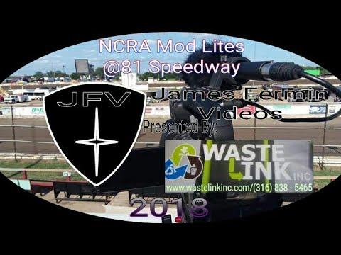 NCRA Mod Lites #10, Feature, 81 Speedway, 06/17/18