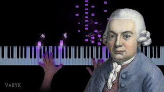C.P.E. Bach - Solfeggio in C minor