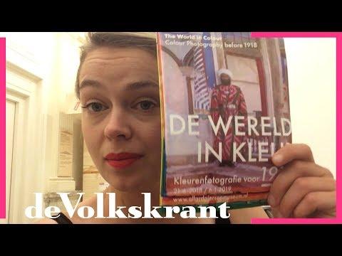 V-vlog: Fotograferen voor wereldvrede - de Volkskrant