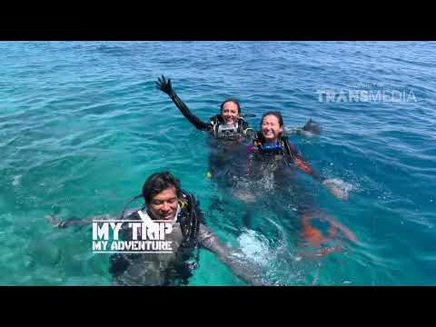MY TRIP MY ADVENTURE - Menikmati Pesona Alam Morotai (12/11/17) Part 1