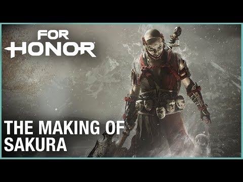 For Honor: Year 3 Season 2 – The Making of Sakura | Ubisoft [NA]