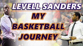 Levell Sanders | My Basketball Journey | Podcast #7 | New York, Big East, Czech Republic, D1 Coach