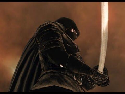 Dark Souls II: Sir Alonne (Katana Duel/Alternate Death Seppuku)