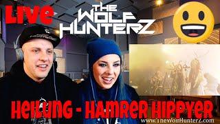 Heilung - Hamrer Hippyer LIVE LIFA   THE WOLF HUNTERZ Reactions