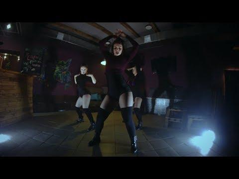 AIDONIA - BRUISE   Female dancehall choreo by Anastasiya Egorova