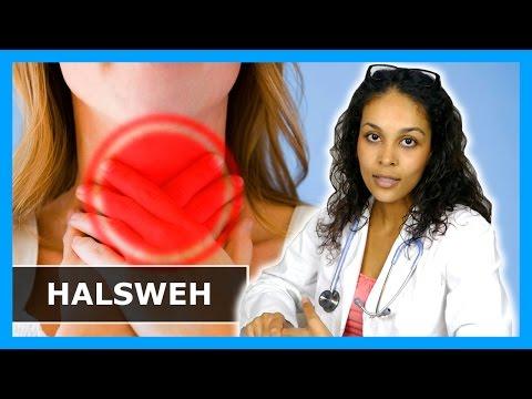 Tipps und HAUSMITTEL GEGEN HALSSCHMERZEN und Schluckbeschwerden - Behandlung & Vorbeugung