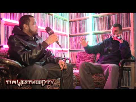 Lloyd Banks interview part 02 - Westwood Crib Session