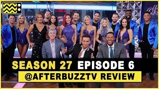 Dancing With the Stars Season 27 Episodes 6 & 7 Review & After Show