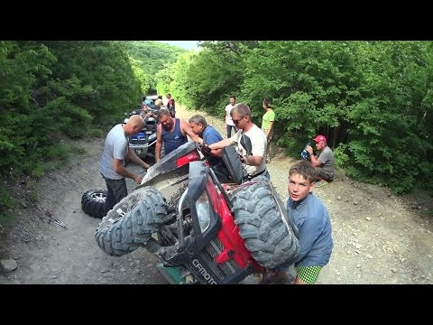 Квадроциклы СFMOTO в