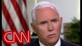 Mike Pence: I still want Roe v. Wade overturned