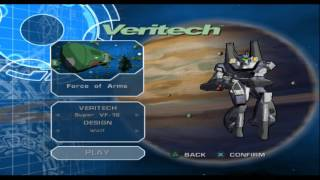 Robotech Battlecry missions 2-4