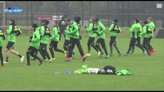Borussia Mönchengladbach vor dem Derby - André Schubert fest im Sattel
